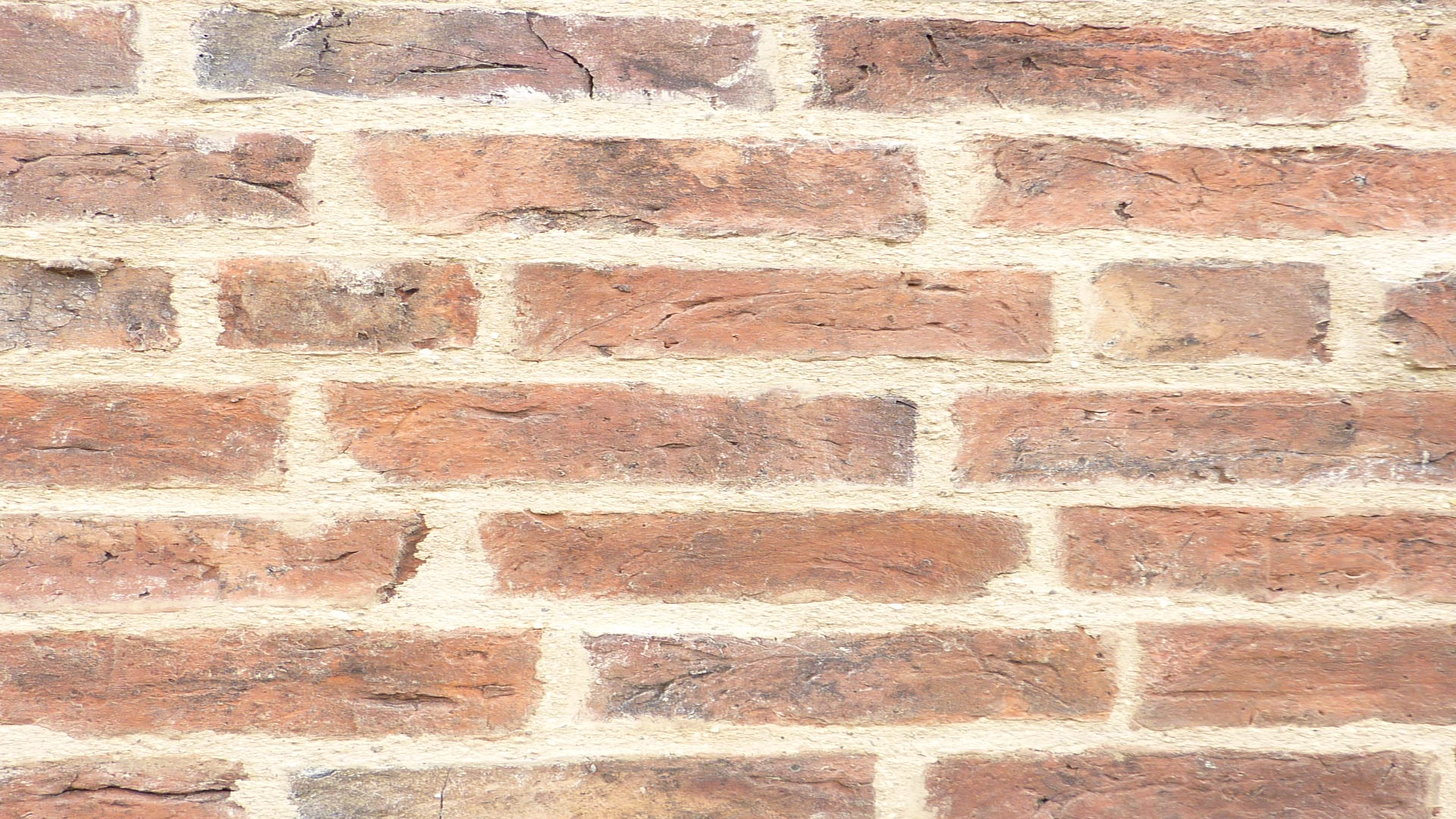 lime mortar brickwork
